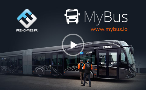 MyBus chez FrenchWeb