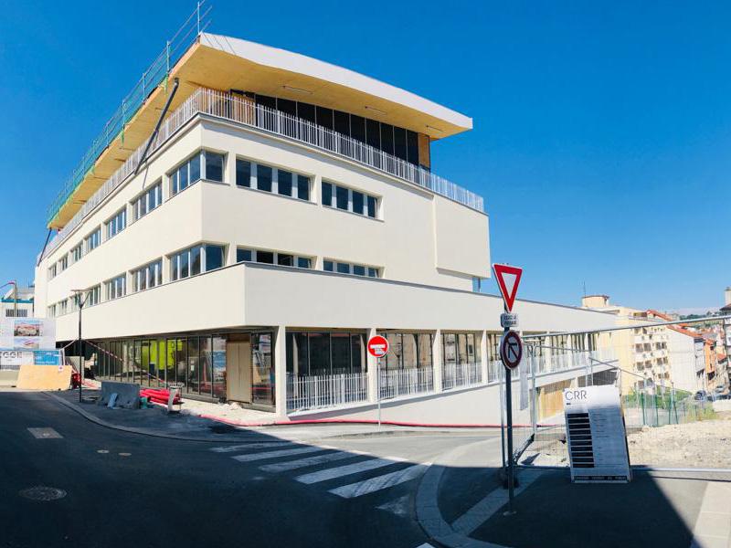 Nouveaux locaux le Puy-en-Velay