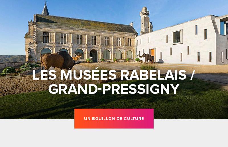 Les musées du département de la Touraine