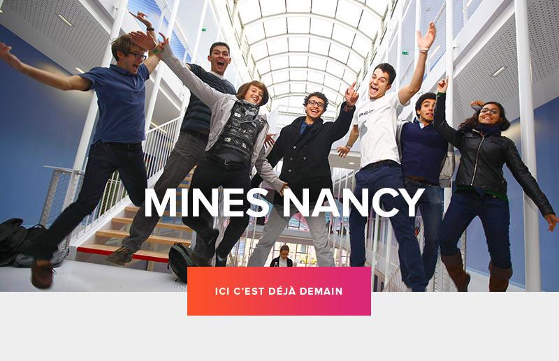 L'école des mines de Nancy