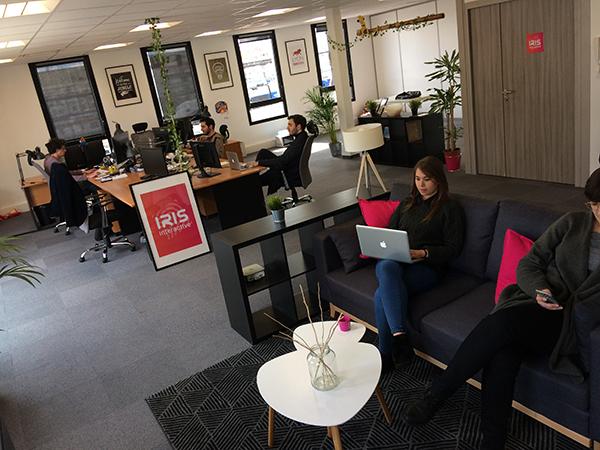 Agence Iris Interactive Lyon