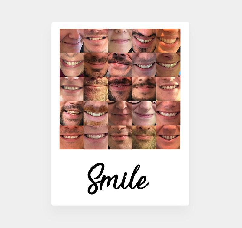 Journée du sourire chez IRIS Interactive