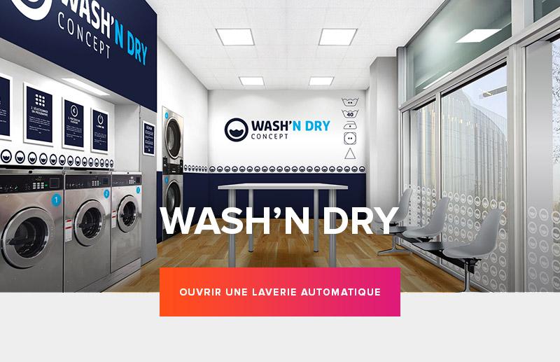 Wash'n Dry
